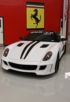 Ferrari 599 Gto XX