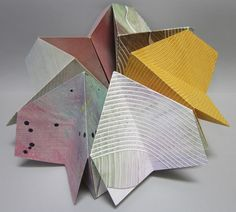 Map-fold structure