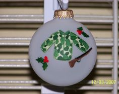 hunting ornament - Google Search