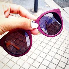 Adam in Purpleheart and Oak Sun, My Style