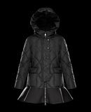 MONCLER VAULOGETTE - Long outerwear - women