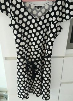 Polka dots Kleid 50 52
