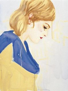 Elizabeth Peyton. One of my favorites for portraiture.