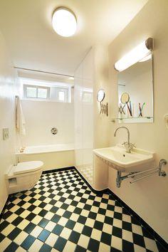 funkcionalistická koupelna - Hledat Googlem
