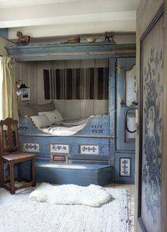 Scandinavian Box Beds