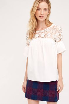 Belle Poplin Blouse