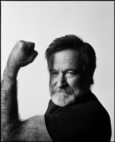 """No matter what people tell you, words and ideas can change the world."" -Robin Williams"