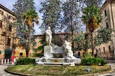 Monumento a Giovanni Battista Pergolesi 2