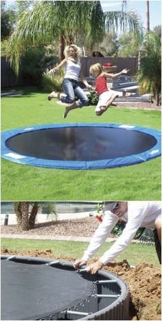 30 Fun DIY Outdoor Play Areas That Will Keep Your Kids Entertained All Summer - DIY & Crafts kids play area outdoor playset 30 Fun DIY Outdoor Play Areas That Will Keep Your Kids Entertained All Summer Kids Outdoor Play, Outdoor Play Areas, Kids Play Area, Backyard For Kids, Outdoor Fun, Backyard Play Areas, Play Area Outside, Kids Yard, Garden Kids