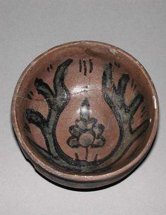 Umbria/Orvieto, Bowl, circa 1250 — 1375