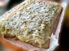 Lasagna, Creme, Banana Bread, Pie, Sweets, Ethnic Recipes, Desserts, Food, Pastries