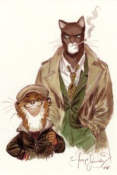 blacksad weekly