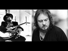 "JOHN LEE HOOKER feat ZUCCHERO - ""I lay down"" (italian version)"