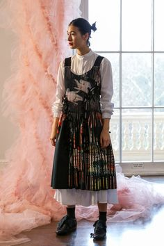 With Stitchless Garments Designer Katie Roberts-Wood Links Femininity to Strength - Vogue Katie Roberts, Feminine Symbols, Robert Wood, Made Clothing, Ready To Wear, Vogue, Female, How To Wear, Femininity