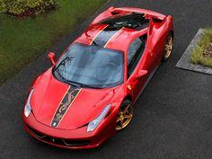 Ferrari exclusiva para o mercado chinês.