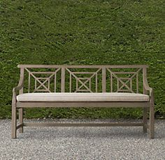 1000 images about outdoor wood furniture ideas on for Restoration hardware teak outdoor furniture