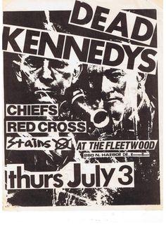 #DeadKennedys Poster