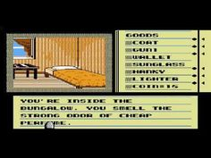 Déjà Vu by Kemco for the Nintendo Entertainment System #NES - Playthrough by toadsonytwo