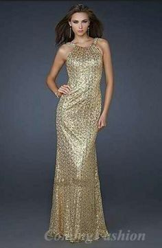 1c416bbddb5 Prom dresses online store here! We provide cheap Full Length Open Back  Sequin Gown sale. Also
