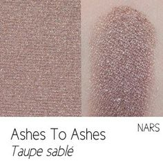 NARS Ashes to Ashes single eyeshadow