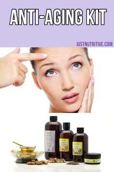 We picked our favorite head-to-toe anti-aging products to fight the signs of aging. Aging skin doesn't just show up on your face, fine lines and wrinkles also affect your body. Our new Anti-Aging Body Treatment is a luxurious serum that will help with discoloration and fine lines on your body. This full body skin care routine will transform your skin from dull to radiant and glowing.