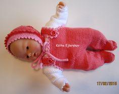 Little Babies 28 cm. Opskrift nr. 2