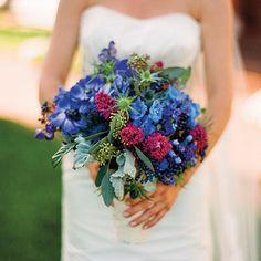 Jewel-Toned Bouquet