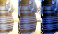 Meanwhile in Other News… Internet in A Tizzy Over Some Blue and Black Dress… Or is it a Gold and White Dress.. Viral Randomness… Yes, marriages are a-splittin' and friends are a-bitchin' over some dress. This dress to be exact: Some see a white and gold dress – others see blue and black. ..