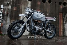 Ural & Icon 1000 Collaborate for Quartermaster Motorcycle
