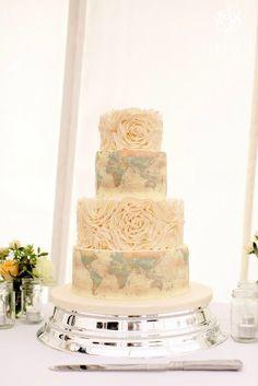 43 of the World's Most Amazing Wedding Cakes