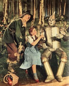 Wizard of Oz-waiting all year for that one showing, then eating dinner early so you could park yourself in front of the TV not to miss a second!