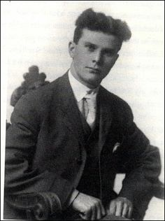 Thomson Beattie (37) 1st Class Passenger. Thomson had been on a winter vacation in Europe with a couple of his friends desiring to go home they booked their 1st class tickets on Titanic.     The night of the sinking he was lucky  to scramble into possibly the last available lifeboat. He died of exposure. A month later the ship Oceanic came across a bobbing Titanic life-boat, C-A, with three victims onboard. Thomson and his mates were collected, sewn into canvas bags and properly buried at se...
