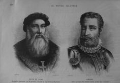 Vasco da Gama and Camoens