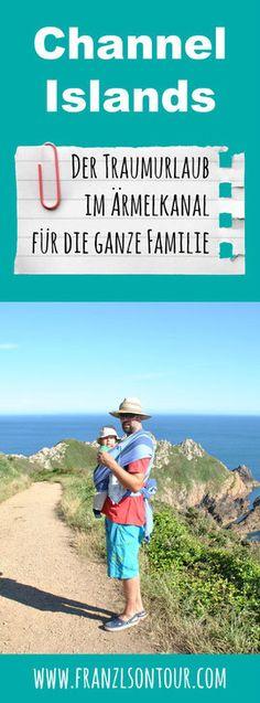 Urlaub auf den Kanalinseln oder Channel Islands - Am Blog gibts Bilder und Geschichten von den wunderschönen Inseln im Ärmelkanal!