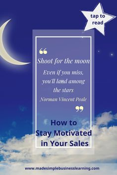 How do you stay motivated, excited, inspired, and focused in sales? What makes you jump out of bed every morning without an alarm? What keeps you up late at night because you're excited about tomorrow?  #salestips #motivation #salesquote Feeling Stuck, How Are You Feeling, Business Tips, Online Business, Sales Skills, Sales Quotes, Sales Presentation, Sales Techniques, Eyes On The Prize