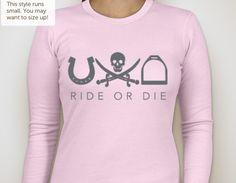 Ride or Die Long Sleeve Thermal