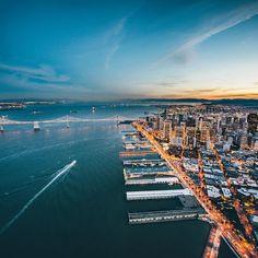 Lights of San Francisco