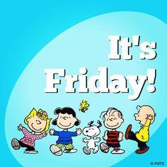 Friday...