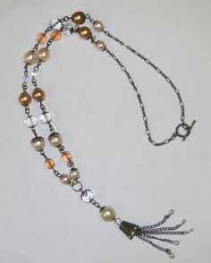 10% off for all who follow the link from pinterest and purchase something in my store! just use coupon code pinterest2012 at checkout!     Antique Pearl and Crystal Art Deco 1920's by DragonsHordeJewelry, $30.00