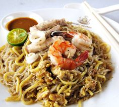 Singapore Hokkien Mee (K.H. Seetoh)