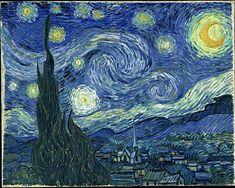 The Starry Night, La nuit étoilée, Sternennacht… Da igual en qué idioma lo pronuncies, La noche estrellada es, sin duda alguna, una de las obras maestras más conocidas de Van Gogh. Miles de personas se acercan cada año al Museum of Modern Art de Nueva York a ver de cerca este pequeño lienzo de apenas 73 x 92 centímetros. Frases célebres de Vincent Van Gogh