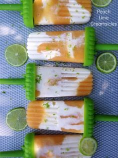 Peach Lime Creamsicl