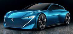 Peugeot Instinct Concept, 2017.