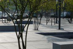 Armentières Square by Atelier des paysages Bruel Delmar 10 « Landscape Architecture Works | Landezine