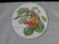 Vintage Biggarreaux Cherry Portmeiron Pomona by MendozamVintage, $7.99