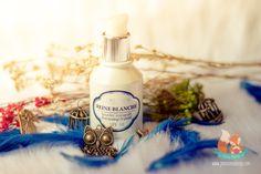 L'Occitane Reine Blanche Illuminating UV Shield SPF 50 #Review #Cosmetics #Sunscreen