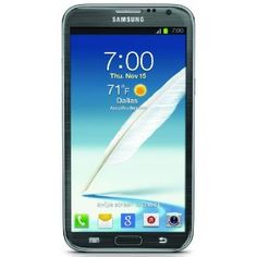 Samsung Galaxy Note II 4G Android Phone, Titanium (Sprint) --- http://www.amazon.com/Samsung-Note-II-Android-Titanium/dp/B00A0CIS5C/?tag=jayb4903-20