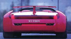 1989 | Ferrari Mythos by Pininfarina | Thx toFrenchcurious