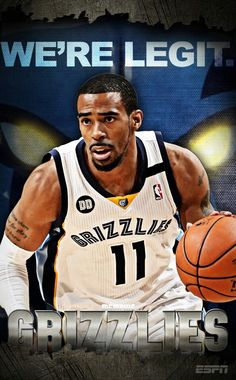 42 best grizzlies images on pinterest memphis grizzlies conley publicscrutiny Image collections