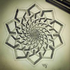 Mandala Designs, nightsisters: Después de un chingo por fin lo...